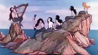Silly Symphonies   King Neptune 1932 sexy cartoon mermaids!