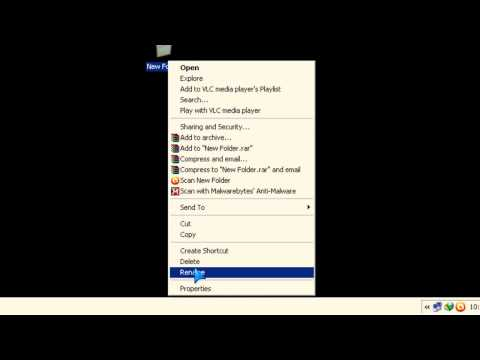 How To Create Folder Without A Name -ohtQy6vKylE