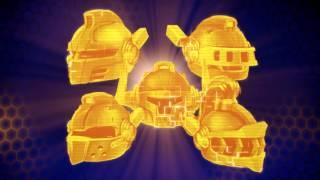 getlinkyoutube.com-LEGO® NEXO KNIGHTS™ odcinek 1 - ALIANS FORTREXU