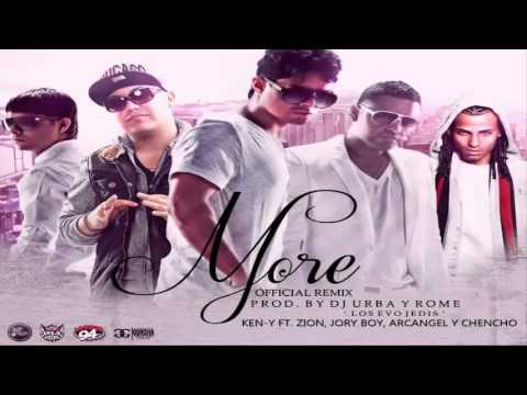 Ken-y Ft Zion ,Chencho ,Arcangel , Jory Boy - More (Official