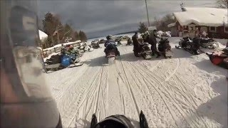 getlinkyoutube.com-Snowmobiling Old Forge NY 1/30/16