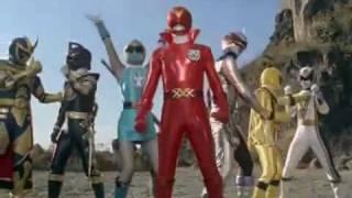 getlinkyoutube.com-GoGo Sentai Boukenger vs Super Sentai Final part (pt 5)