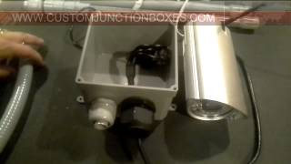 getlinkyoutube.com-Foscam Waterproofing Solution CJB-FS3POE+CF Custom Junction Boxes, LLC