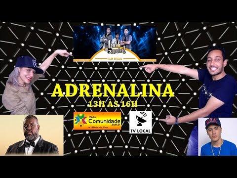 JAÉ SAMBA - PÉRICLES & MC KEVINHO MATÉRIA DO PROGRAMA ADRENALINA