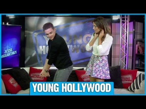 Jesse McCartney Gets Dream Car & Goes to Bootcamp