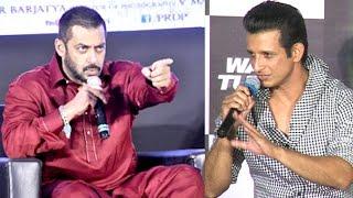 Sharman Joshi's SHOCKING INSULT To Salman Khan In Front Of Media