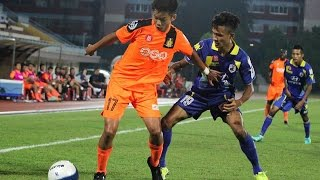 S League 2015 : Tampines Rovers FC vs Hougang United FC