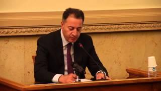 Karen Djeshmarityan, ministre de l'Economie d'Arménie