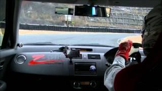 getlinkyoutube.com-BRZ vs スイフトスポーツ in セントラルサーキット テスト&アタックデイ