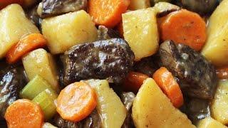 getlinkyoutube.com-Easy Beef Stew - Fork Tender Meat