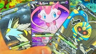 Top 10 Des Cartes Pokémon NOUVEAU MEGA POKEMON FAKE ! Des MEGA FULL ART SUBLIMES !