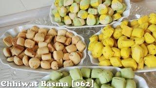 getlinkyoutube.com-Chhiwat Basma [062] - تحضير فقاص ( قريشلات ) حلو