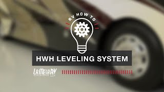 How-To: HWH Leveling System