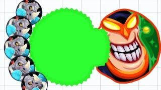 getlinkyoutube.com-Agar.io Epic Funny Troll Solo Boss Back Again Agario Best Gameplay!