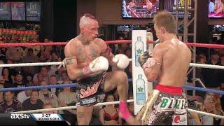 getlinkyoutube.com-Nightmare on Fremont Street: Tetsuya Yamato vs Kevin Ross Lion Fight 11 | Fight of the Week