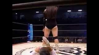 getlinkyoutube.com-Manami Toyota vs Takako Inoue