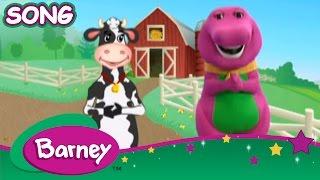getlinkyoutube.com-Barney - Old MacDonald Had A Farm (SONG)