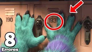 getlinkyoutube.com-8 Errores más Increíbles de las Películas de Disney Pixar