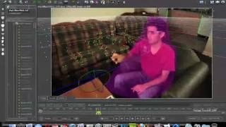 getlinkyoutube.com-PFTrack Tutorial - 3D Motion Tracking