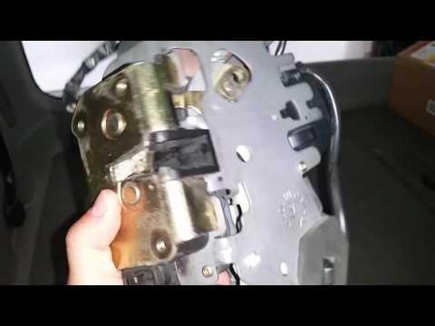 Как сделать дверь Chrysler Voyager RG