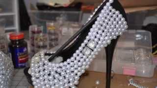 getlinkyoutube.com-DIY Glamour Heels