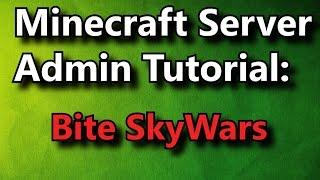 getlinkyoutube.com-Minecraft Admin How-To: Bite Skywars [FREE]