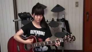 getlinkyoutube.com-19歳の唄/阿部真央(ギター弾き語り・cover)★高2