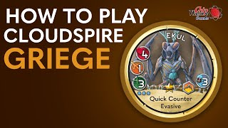 Cloudspire Learn to Play: Griege Faction