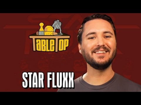 Star Fluxx: Alex Albrecht, Chloe Dykstra, And Jordan Mechner
