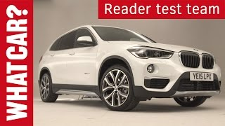 getlinkyoutube.com-2015 BMW X1 - Reader review - What Car?