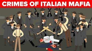 Most Horrific Crimes - The Italian Mafia width=