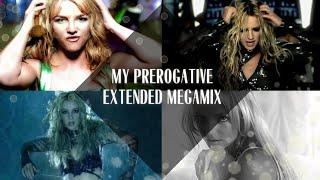 getlinkyoutube.com-Britney Spears: Greatest Hits: My Prerogative Megamix [Extended Version]