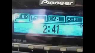 getlinkyoutube.com-How to set the clock on pioneer mosfet 50wx4