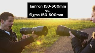 getlinkyoutube.com-Tamron vs Sigma 150-600mm | Unboxing | Zoom-Monsters in a Real World Review