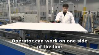 getlinkyoutube.com-Solar panel production: Back-End