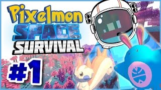 MINECRAFT PIXELMON 4.2.5 SPACE SURVIVAL ► EPISODE 1 ► SPACEWRECKED (Minecraft Roleplay)
