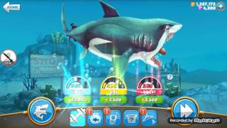 getlinkyoutube.com-Hungry Shark World | Unlimited Gems And Gold Coins Hack! | Root And Not Rooted!