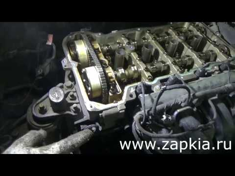 Замена цепи ГРМ Хендай Элантра Hyundai Elantra