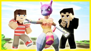 getlinkyoutube.com-Pixelmon Episode 12 - MEGA MEWTWO! (Minecraft Modded Roleplay)