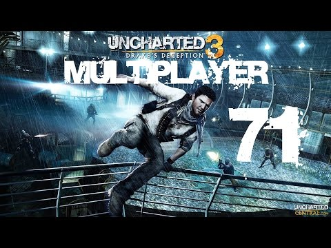 Uncharted 3 Multiplayer Part 71 Sharigan_Uchiha NICK_TPG SeKc-ZeRo X-GhosTBurN-X - Fell to his Death