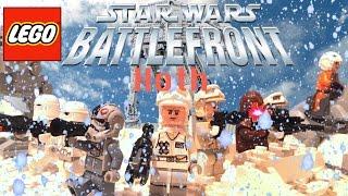 getlinkyoutube.com-Lego Star Wars Battlefront- The Battle of Hoth