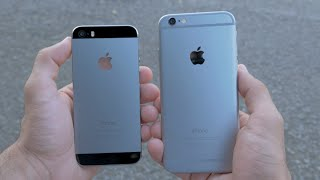 getlinkyoutube.com-iPhone 6 vs iPhone 5s: Comparison (4K)