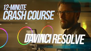 getlinkyoutube.com-DaVinci Resolve 12.5 Tutorial : Crash Course in 12 Minutes
