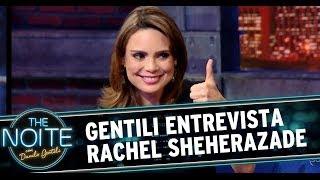getlinkyoutube.com-The Noite (12/03/14) - Entrevista com Rachel Sheherazade