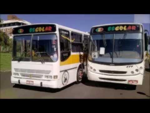 Tributo aos Onibus Escolares (Baú) de Brasilia e Distrito Federal...