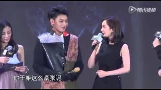getlinkyoutube.com-[Tencent NEWS] 151030 #ZTAO at I Am Sovereign
