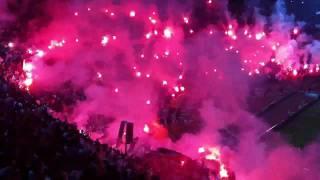 getlinkyoutube.com-Pyroshow Ultras White Knights (Zamalek vs. CA)