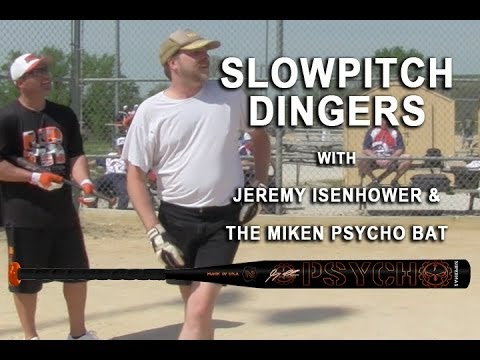Baseball Wisdom - Slowpitch Dingers with Kent Murphy (Featuring Jeremy Isenhower)