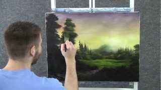 getlinkyoutube.com-Paint with Kevin Hill - Hazy Morning
