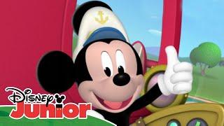 getlinkyoutube.com-Mickey Mouse Clubhouse - 'Aye Aye Captain Mickey'